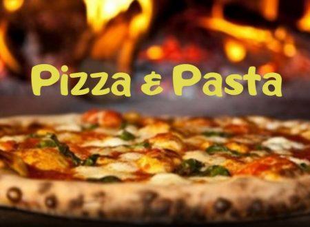 PIZZA & PASTA TOUR DI SCENA AL CASABLANCA DI CIVITANOVA MARCHE IL 26 MARZO